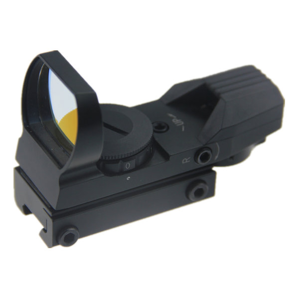Tactical 4 Reticle Reflex Micro Dot Sights 1x22x33 Red Dot Scope L1x22x33RD