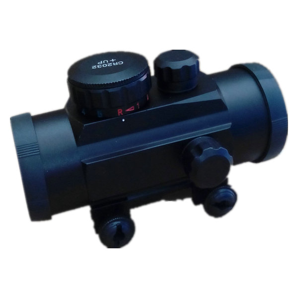 Compact 1x30 Red and Green Dot Scope L1x30RGD