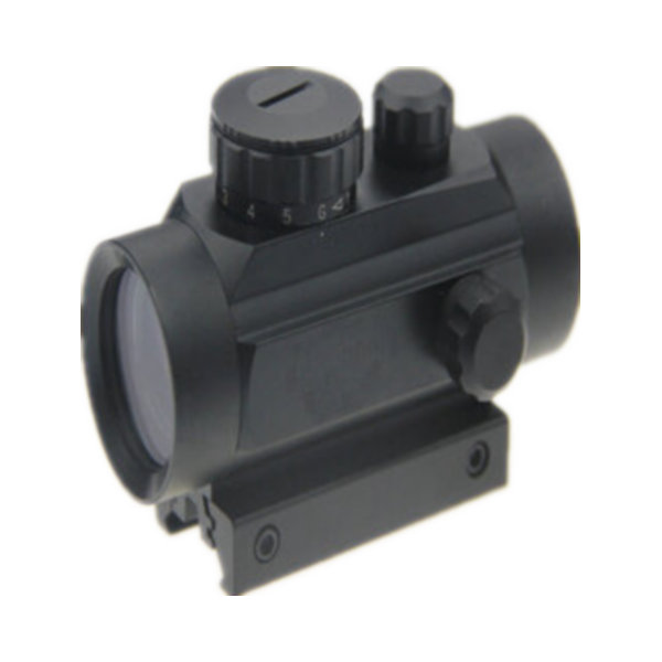 Compact 1x30 Red and Green Dot Scope with Interchangeable 22mm and 11mm Rail L1x30CR